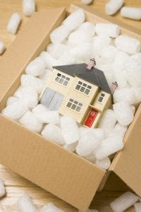 Properly Moving Your Home with Professional Movers