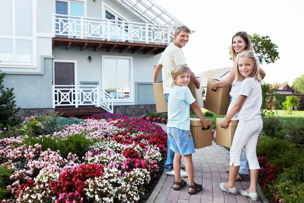 Family Home Moving Services