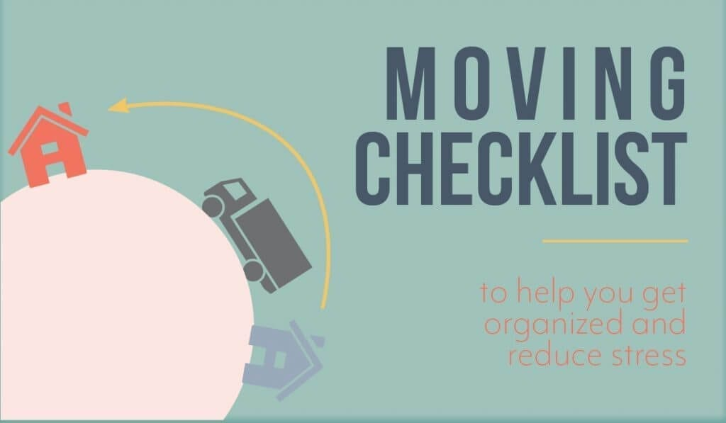 moving checklist, moving out of state