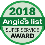 Angies List 2018 Super Service Icon