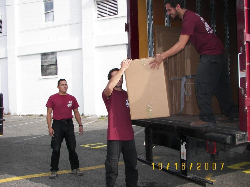 Moving Services in New Jersey
