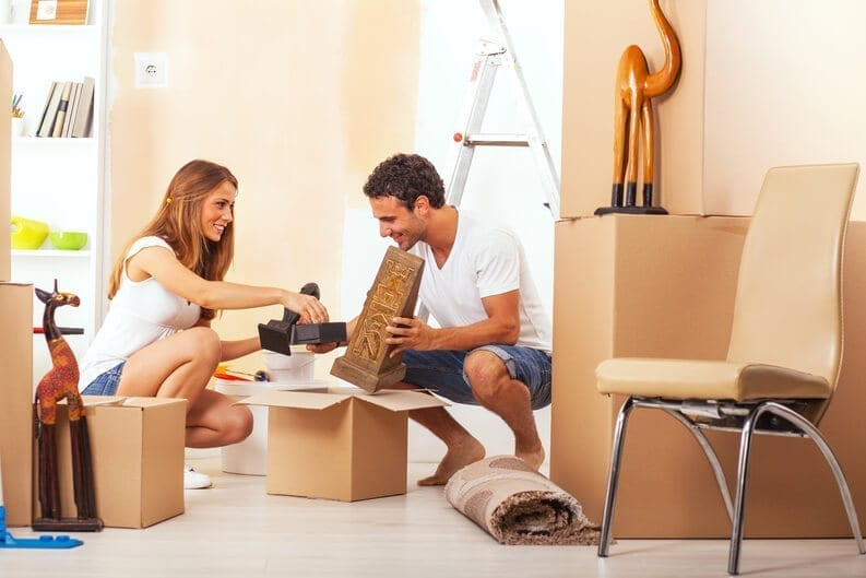 how to have the easiest house moving experience