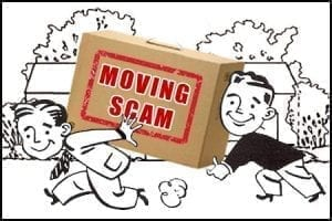 avoid moving scams