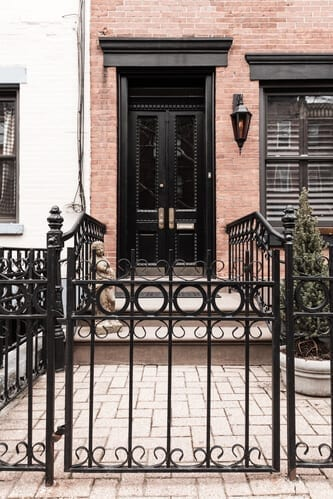 Moving to Hoboken Brownstone