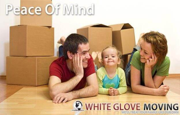 Peace of Mind with a Professional Moving Company
