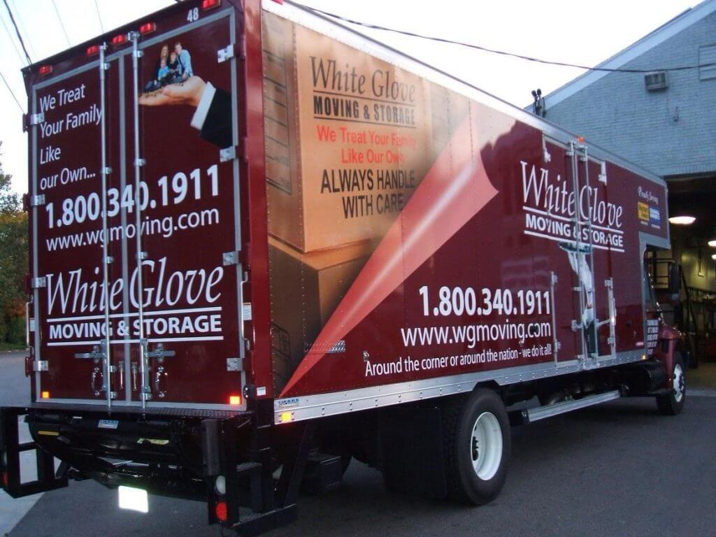 Professional Moving Truck in NY & NJ