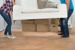 tips for safely moving furniture