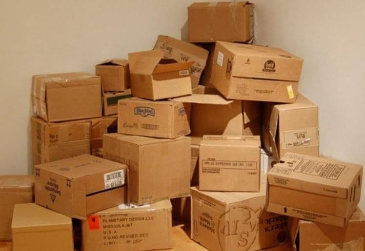 What to Do with Used Boxes After Moving